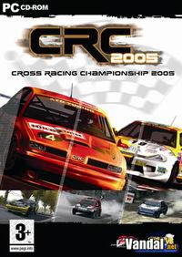 Portada oficial de CRC 2005 Cross Racing Championship para PC