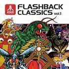 Portada oficial de de Atari Flashback Classics Vol. 1 para PS4