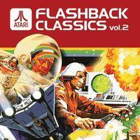 Portada oficial de Atari Flashback Classics Vol. 2 para PS4