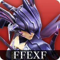 Portada oficial de Final Fantasy Explorers-Force para Android