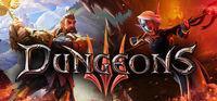 Portada oficial de Dungeons 3 para PC