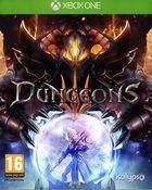 Portada oficial de de Dungeons 3 para Xbox One