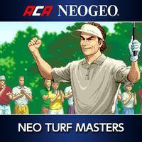 Portada oficial de NeoGeo Neo Turf Masters para PS4