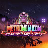 Portada oficial de The Metronomicon: Slay the Dance Floor para PS4