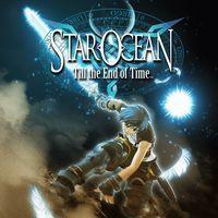 Portada oficial de Star Ocean: Till the End of Time Director's Cut para PS4