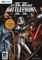 Portada oficial de de Star Wars: Battlefront 2 (2005) para PC