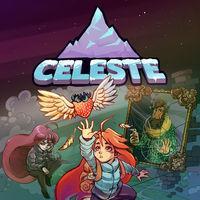Portada oficial de Celeste para Switch