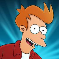 Portada oficial de Futurama: Worlds of Tomorrow para Android