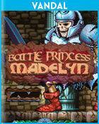 Portada oficial de de Battle Princess Madelyn para PS4
