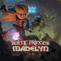Portada oficial de Battle Princess Madelyn para PS4