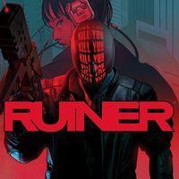 Portada oficial de Ruiner para PS4