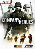 Portada oficial de de Company of Heroes para PC