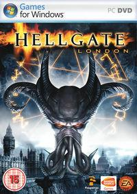 Portada oficial de Hellgate: London para PC