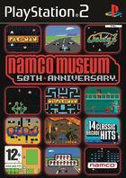 Portada oficial de de Namco Museum 50th Anniversary para PS2