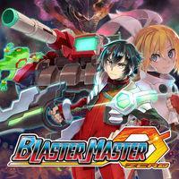 Portada oficial de Blaster Master Zero para Switch