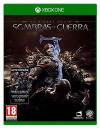 Portada oficial de La Tierra Media: Sombras de Guerra para Xbox One