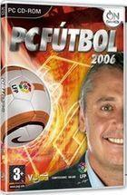 Portada oficial de de PC Fútbol 2006 para PC