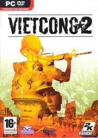 Portada oficial de Vietcong 2 para PC
