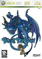 Portada oficial de de Blue Dragon para Xbox 360