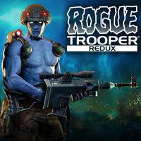 Portada oficial de Rogue Trooper Redux para PS4