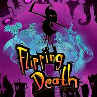 Portada oficial de Flipping Death para Switch