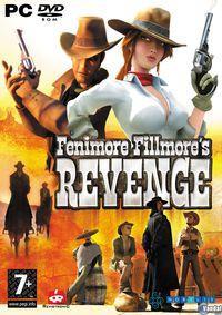 Portada oficial de Fenimore Fillmore's Revenge para PC