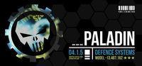Portada oficial de Paladin para PC