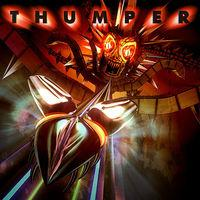 Portada oficial de Thumper para Switch