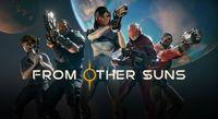 Portada oficial de From Other Suns para PC