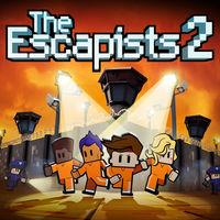 Portada oficial de The Escapists 2 para Switch