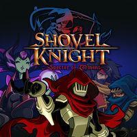 Portada oficial de Shovel Knight: Specter of Torment para Switch