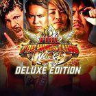 Portada oficial de de Fire Pro Wrestling World para PS4