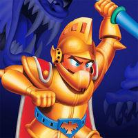 Portada oficial de Ghouls'n Ghosts MOBILE para Android