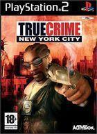 Portada oficial de de True Crime 2 para PS2