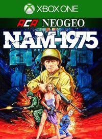 Portada oficial de Neo Geo NAM-1975 para Xbox One