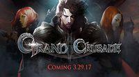 Portada oficial de Lineage II: Grand Crusade para PC