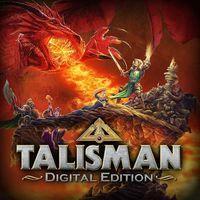 Portada oficial de Talisman: Digital Edition para PS4