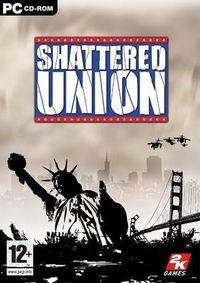 Portada oficial de Shattered Union para PC