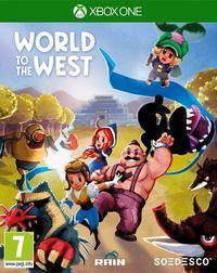 Portada oficial de World to the West para Xbox One