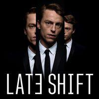 Portada oficial de Late Shift para PS4