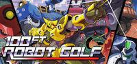 Portada oficial de 100ft Robot Golf para PC