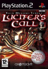 Portada oficial de Shin Megami Tensei: Lucifer's Call para PS2