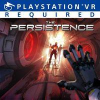 Portada oficial de The Persistence para PS4