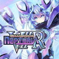 Portada oficial de Megadimension Neptunia VIIR para PS4