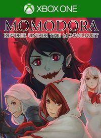 Portada oficial de Momodora: Reverie Under the Moonlight para Xbox One