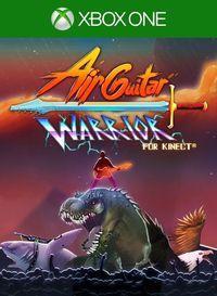 Portada oficial de Air Guitar Warrior para Xbox One