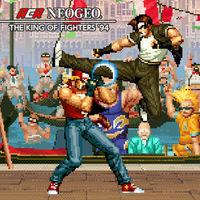 Portada oficial de The King of Fighters '94 para Switch