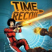 Portada oficial de Time Recoil para PS4