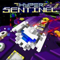Portada oficial de Hyper Sentinel para PS4