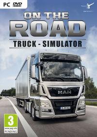 Portada oficial de On The Road The Truck Simulator para PC